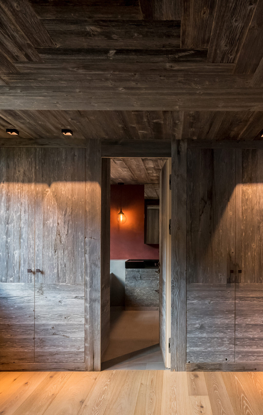 Projects Joinery Room of Life, Gstaad